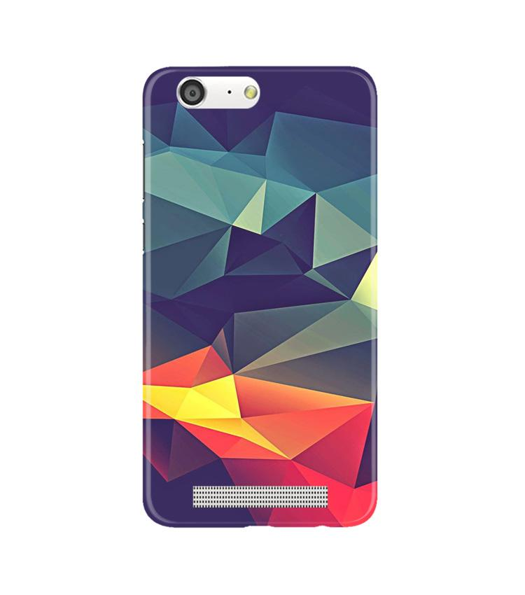 Modern Art Case for Gionee M5 (Design No. 232)
