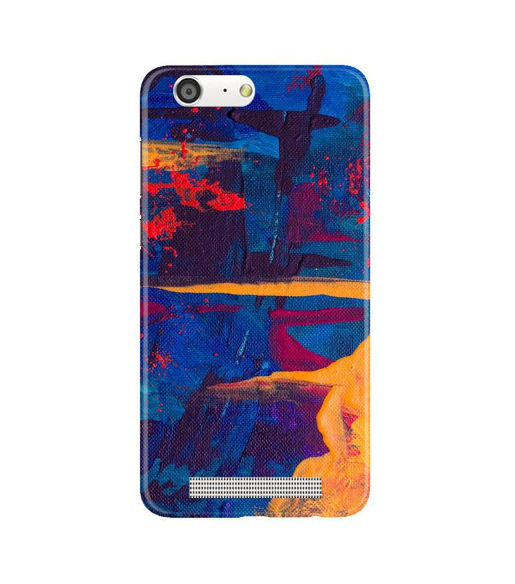 Modern Art Case for Gionee M5 (Design No. 238)