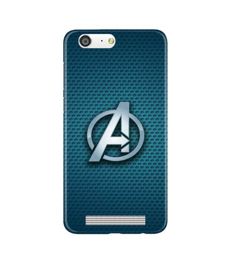 Avengers Case for Gionee M5 (Design No. 246)
