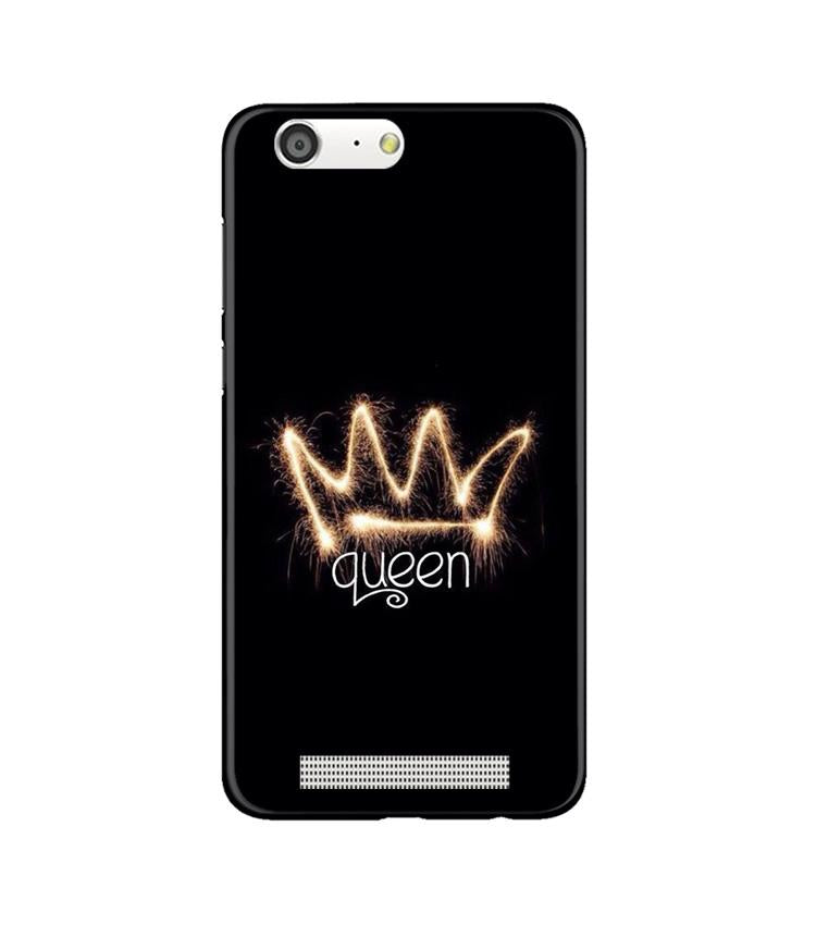 Queen Case for Gionee M5 (Design No. 270)