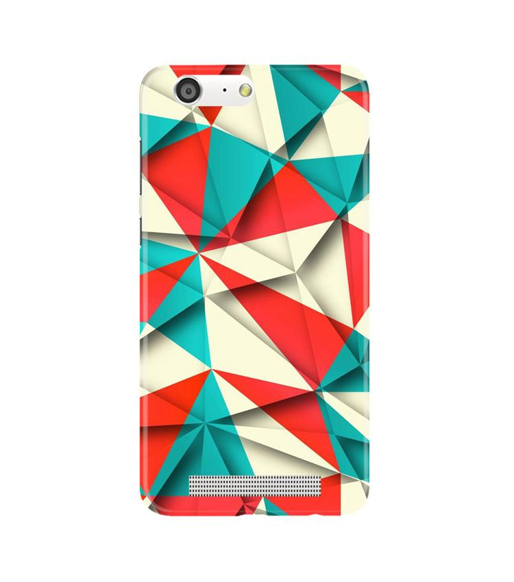 Modern Art Case for Gionee M5 (Design No. 271)
