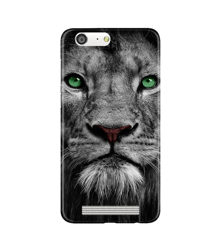 Lion Case for Gionee M5 (Design No. 272)