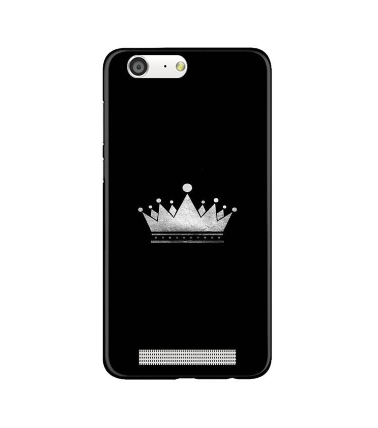 King Case for Gionee M5 (Design No. 280)