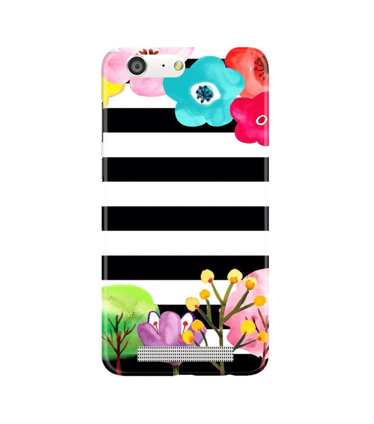 Designer Case for Gionee M5 (Design No. 300)