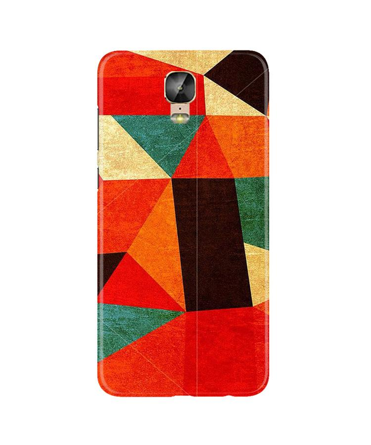 Modern Art Case for Gionee M5 Plus (Design - 203)