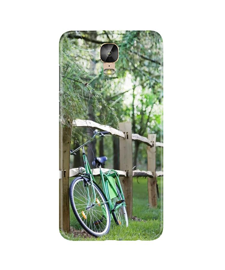 Bicycle Case for Gionee M5 Plus (Design No. 208)