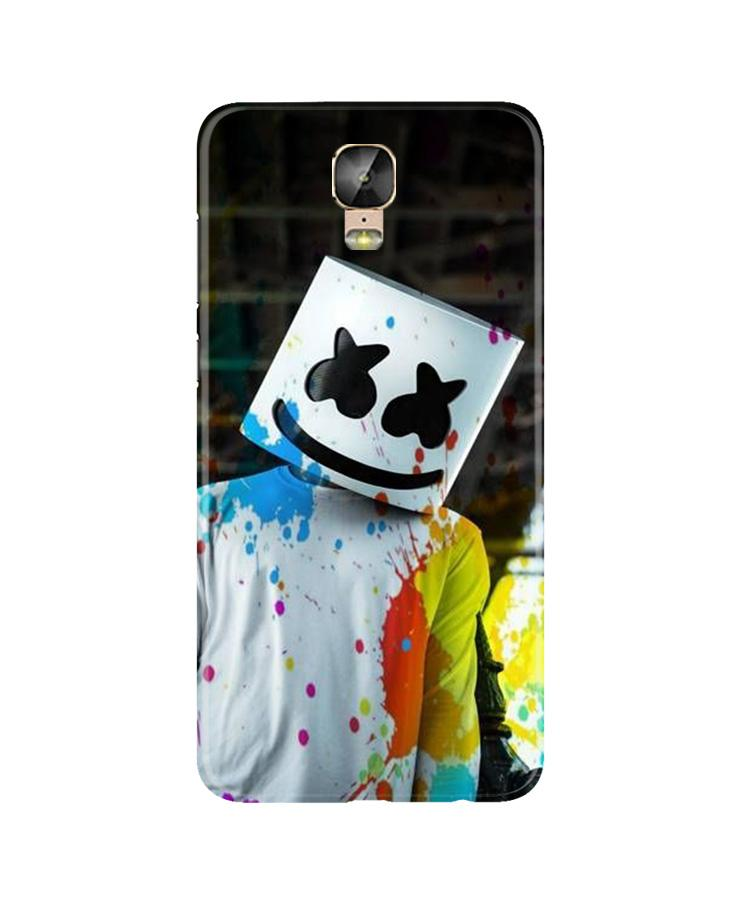 Marsh Mellow Case for Gionee M5 Plus (Design No. 220)