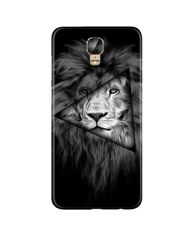 Lion Star Case for Gionee M5 Plus (Design No. 226)