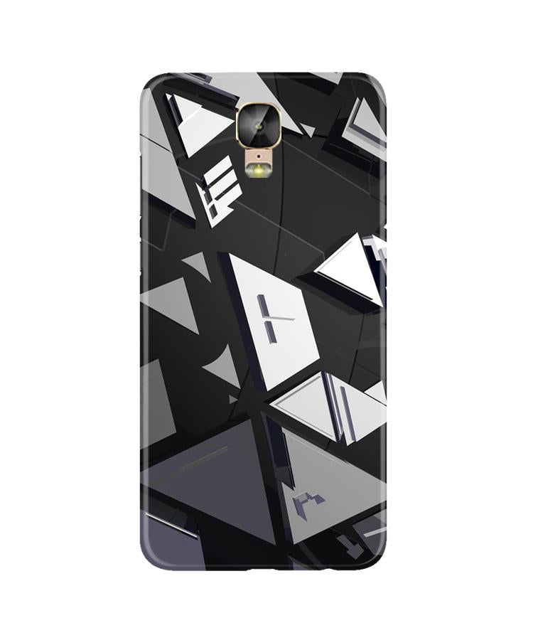 Modern Art Case for Gionee M5 Plus (Design No. 230)