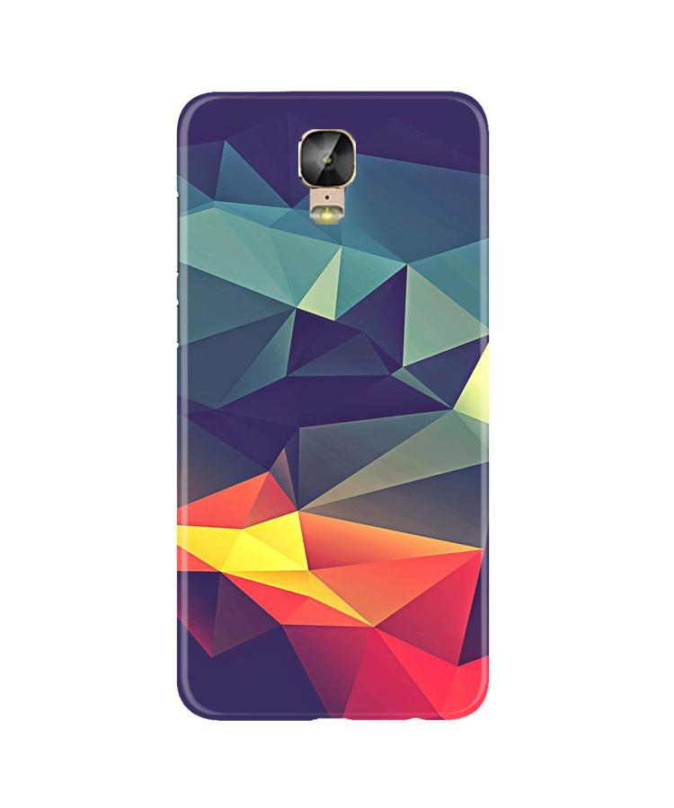 Modern Art Case for Gionee M5 Plus (Design No. 232)