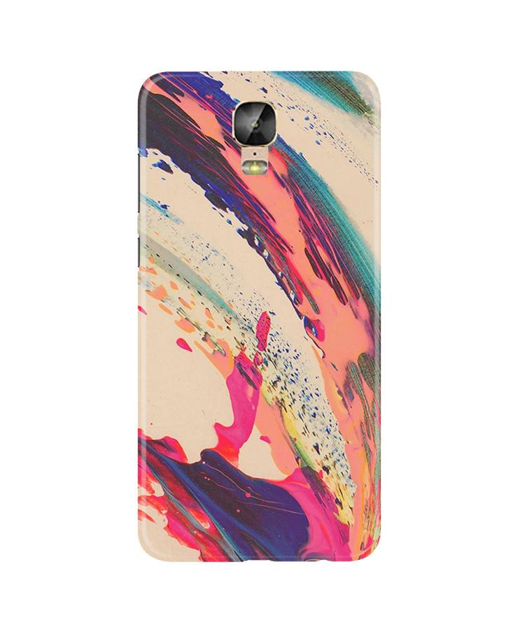 Modern Art Case for Gionee M5 Plus (Design No. 234)