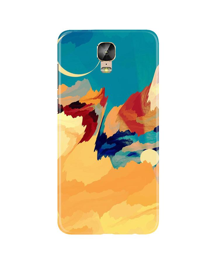 Modern Art Case for Gionee M5 Plus (Design No. 236)