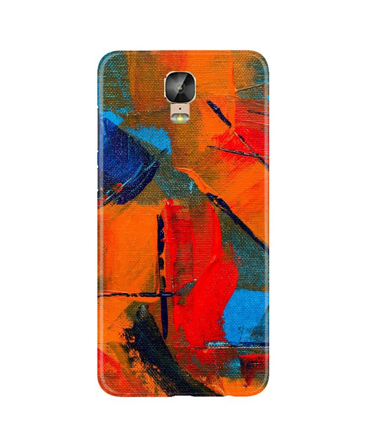 Modern Art Case for Gionee M5 Plus (Design No. 237)