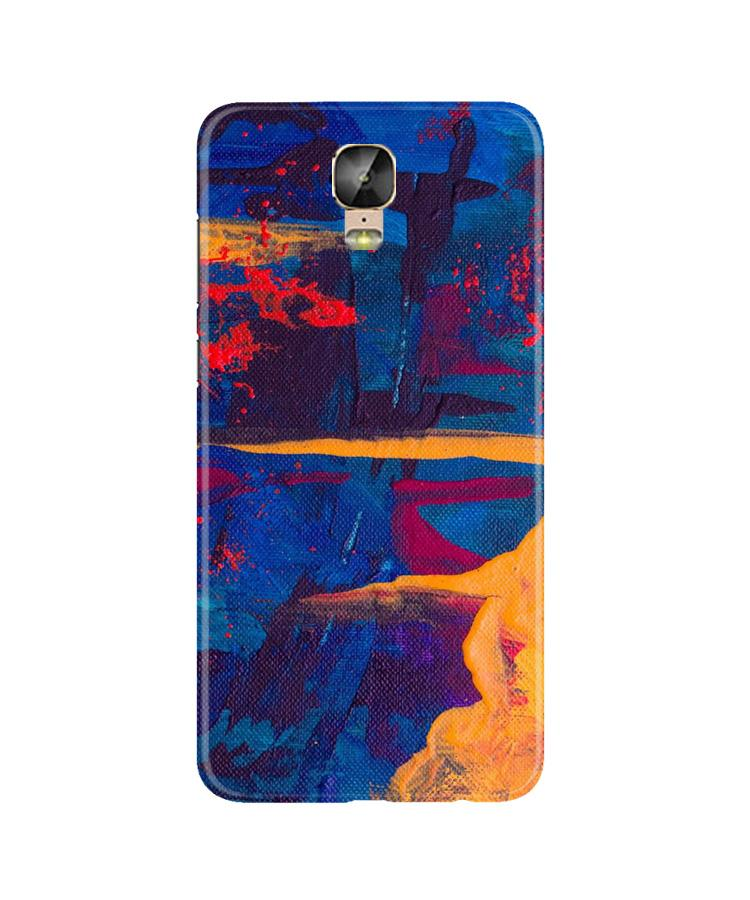 Modern Art Case for Gionee M5 Plus (Design No. 238)