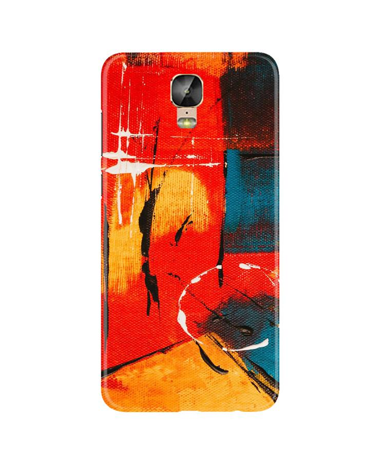 Modern Art Case for Gionee M5 Plus (Design No. 239)