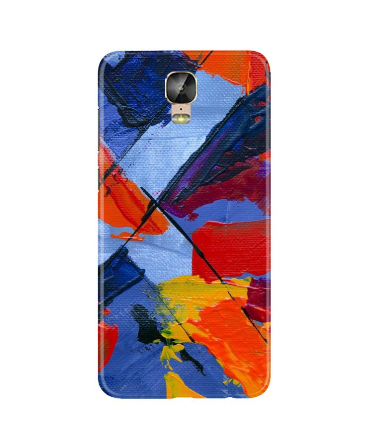 Modern Art Case for Gionee M5 Plus (Design No. 240)