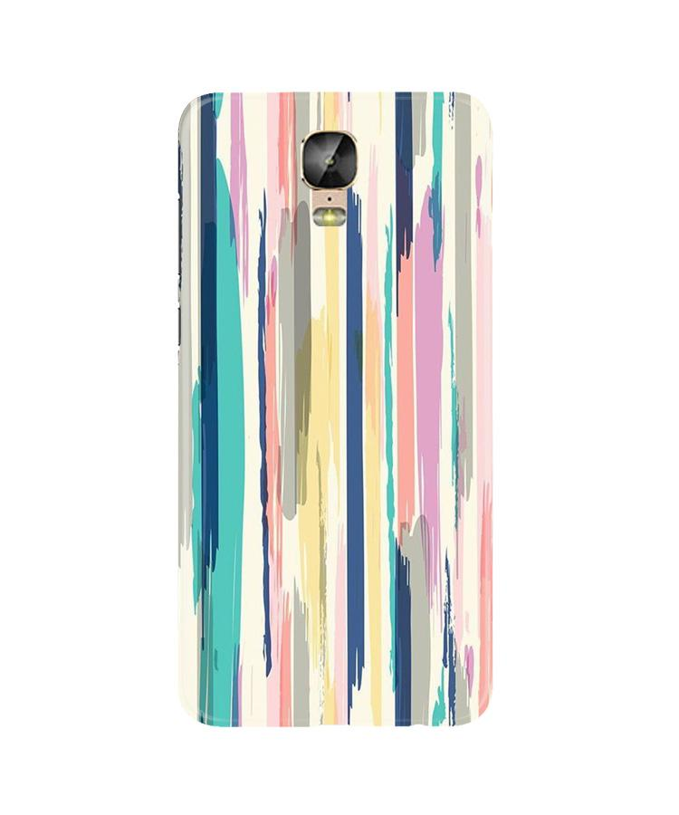 Modern Art Case for Gionee M5 Plus (Design No. 241)