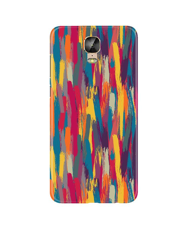 Modern Art Case for Gionee M5 Plus (Design No. 242)
