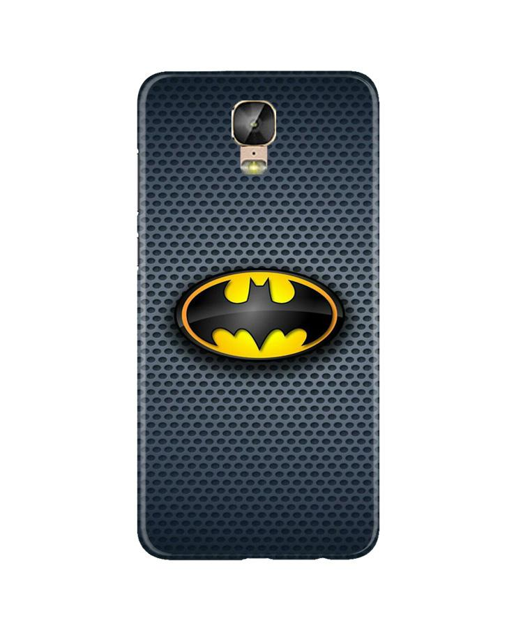 Batman Case for Gionee M5 Plus (Design No. 244)