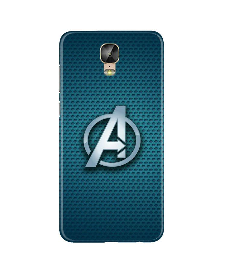 Avengers Case for Gionee M5 Plus (Design No. 246)