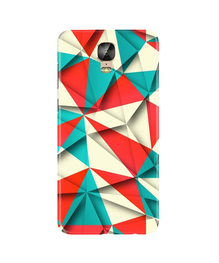 Modern Art Case for Gionee M5 Plus (Design No. 271)