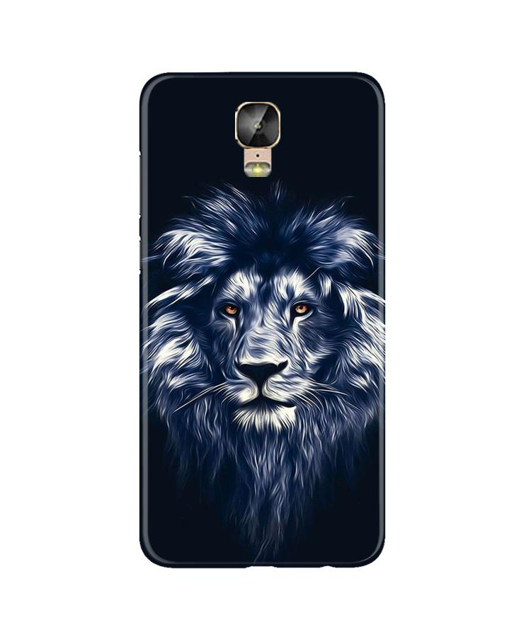 Lion Case for Gionee M5 Plus (Design No. 281)