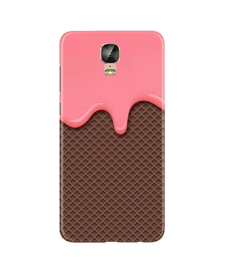 IceCream Case for Gionee M5 Plus (Design No. 287)