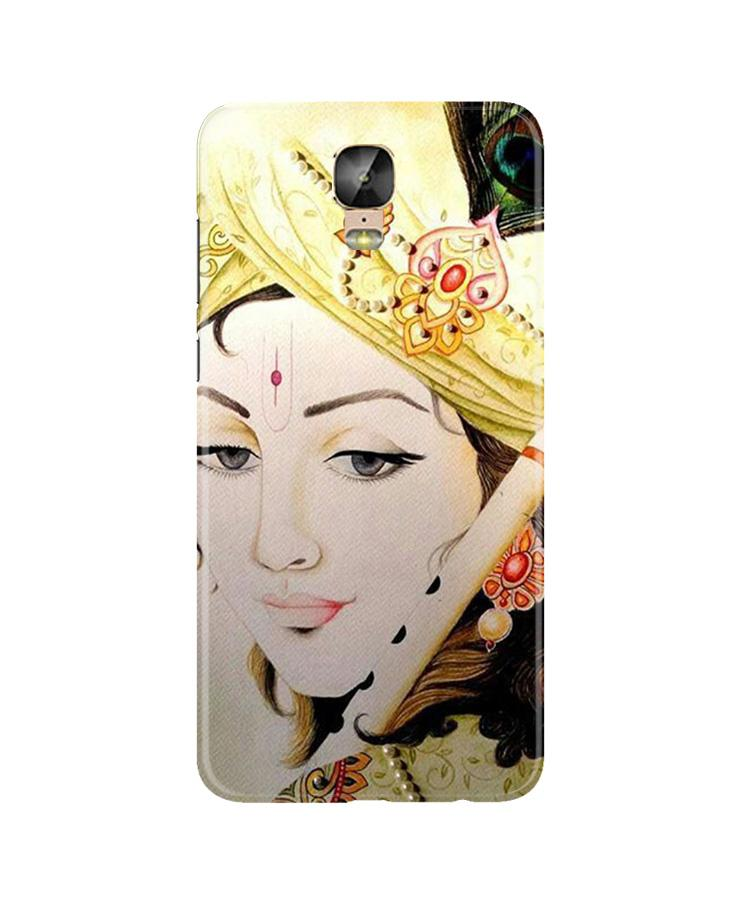 Krishna Case for Gionee M5 Plus (Design No. 291)