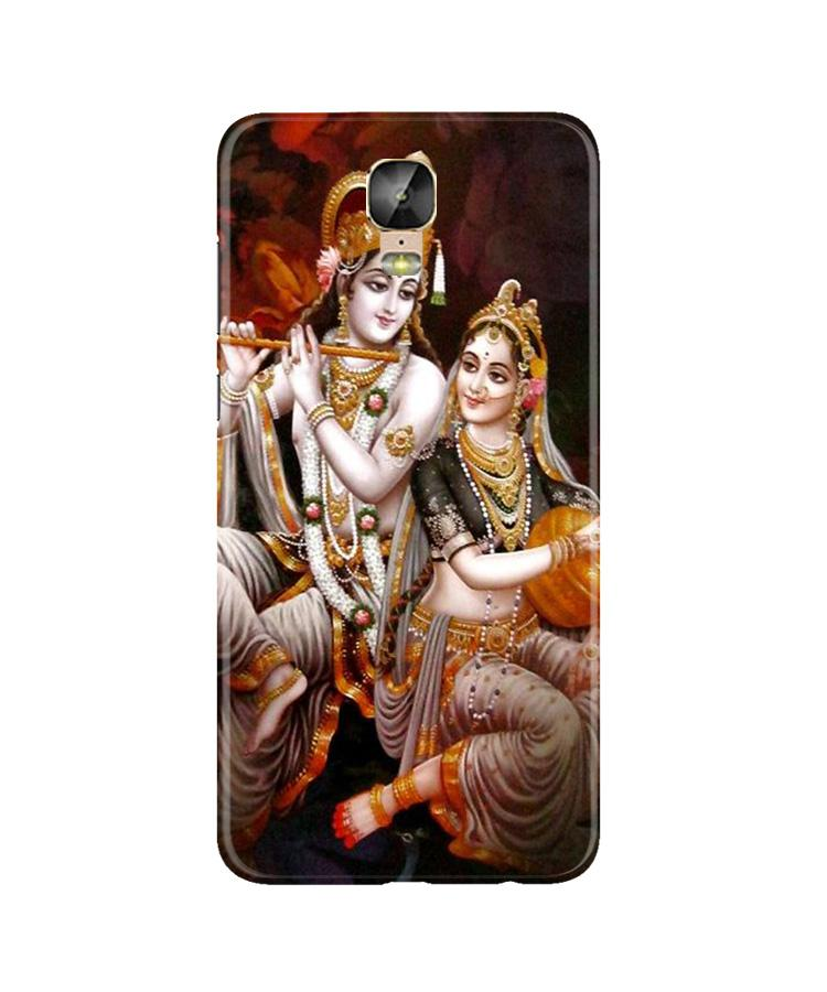 Radha Krishna Case for Gionee M5 Plus (Design No. 292)