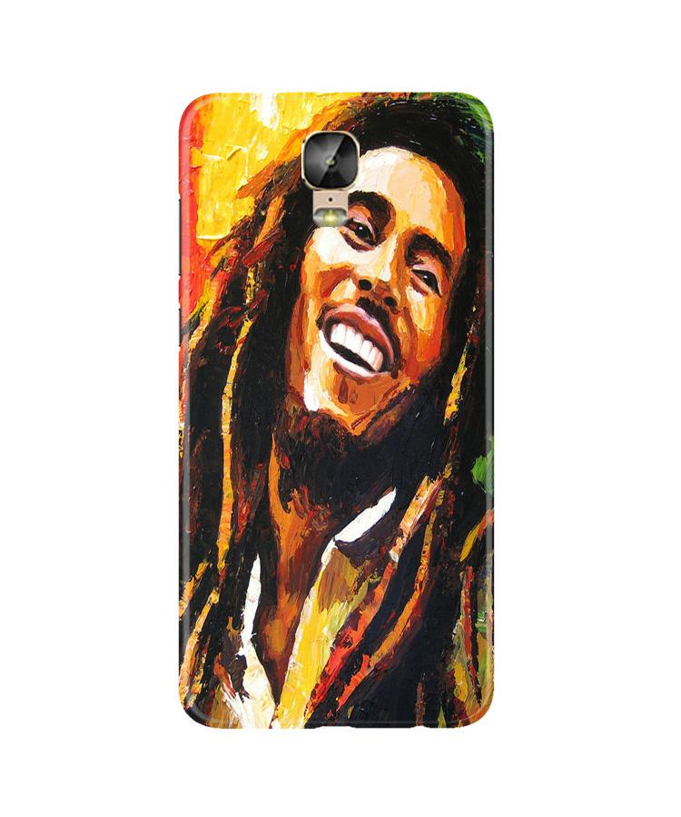 Bob marley Case for Gionee M5 Plus (Design No. 295)