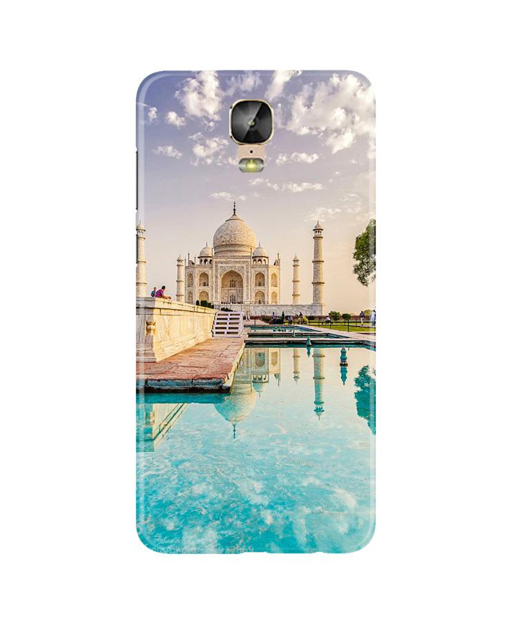 Taj Mahal Case for Gionee M5 Plus (Design No. 297)