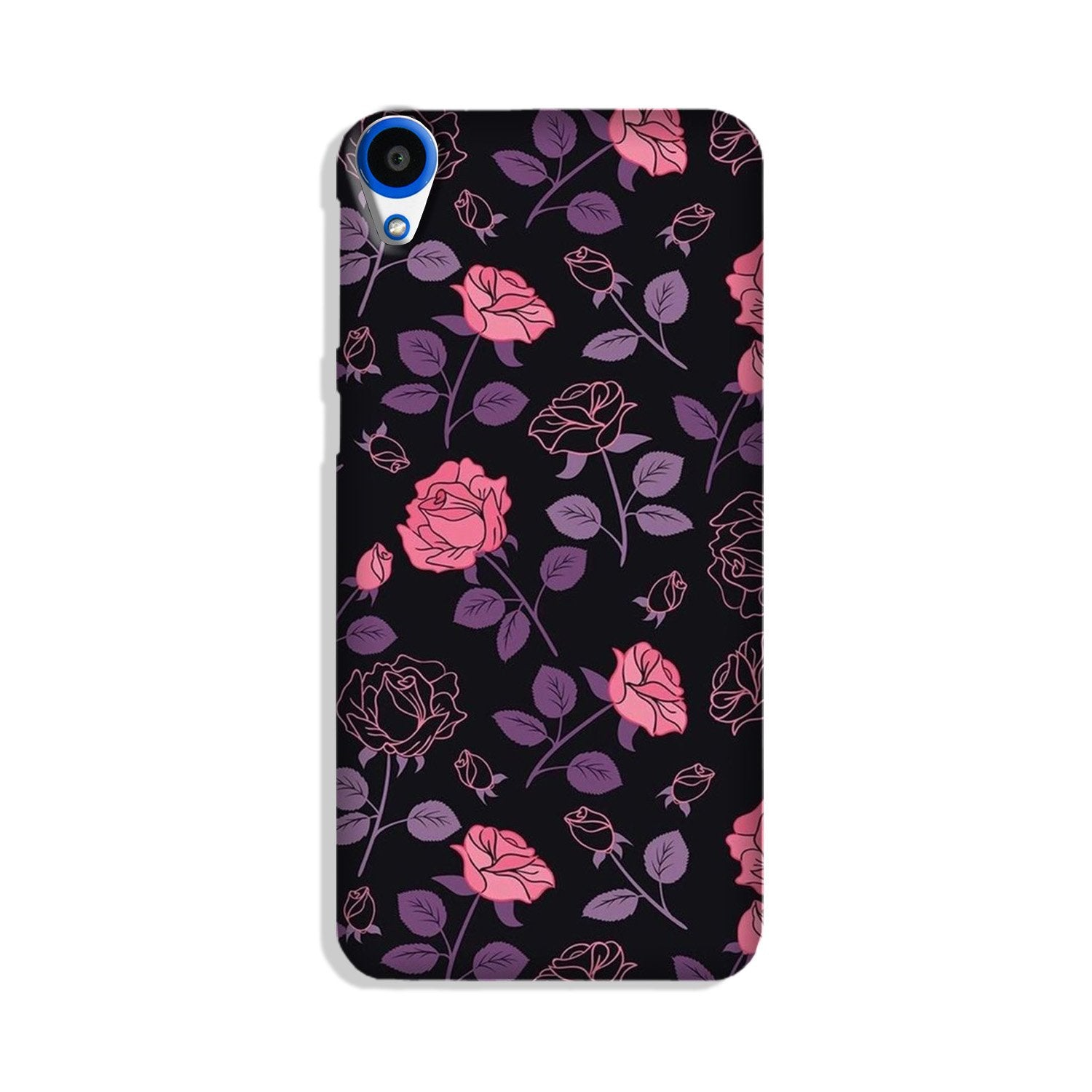 Rose Pattern Case for HTC Desire 820
