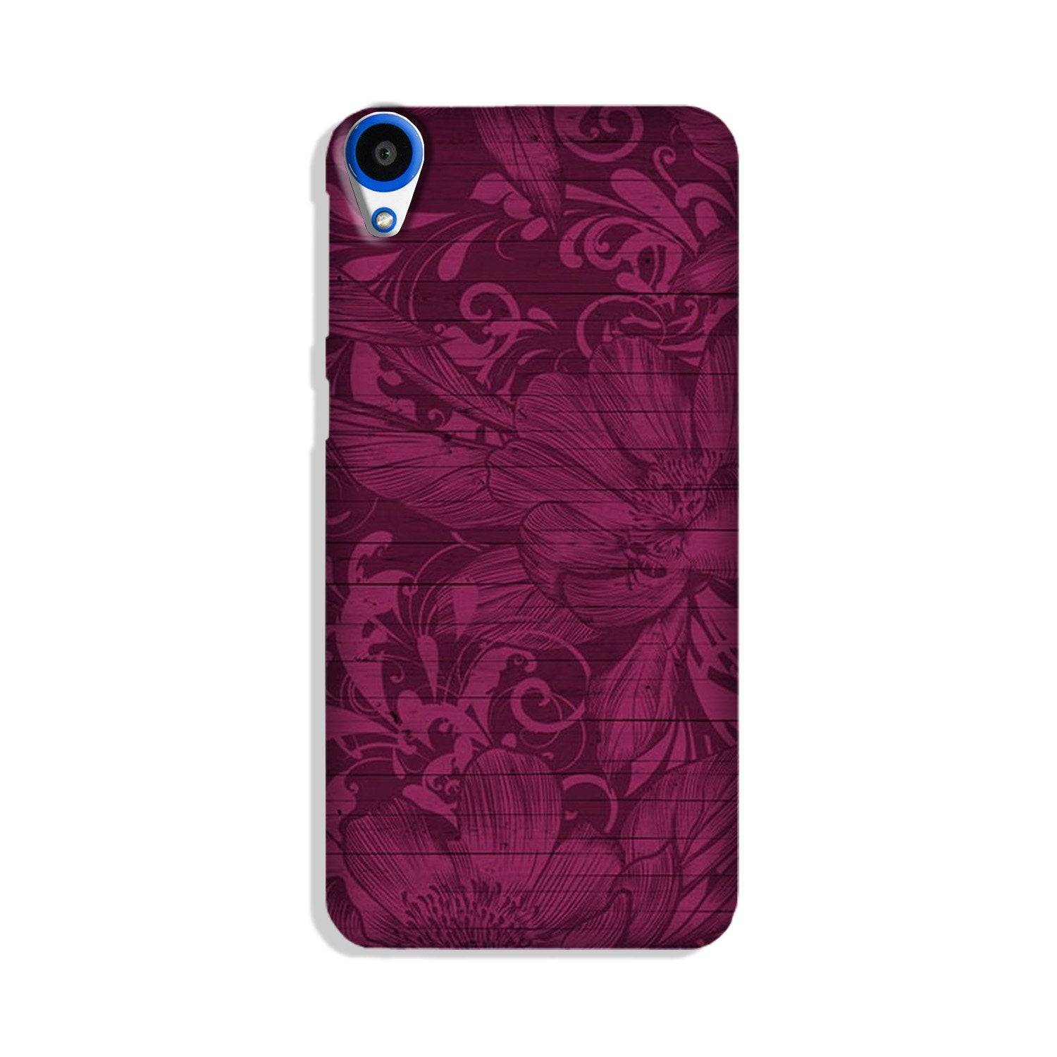 Purple Backround Case for HTC Desire 820