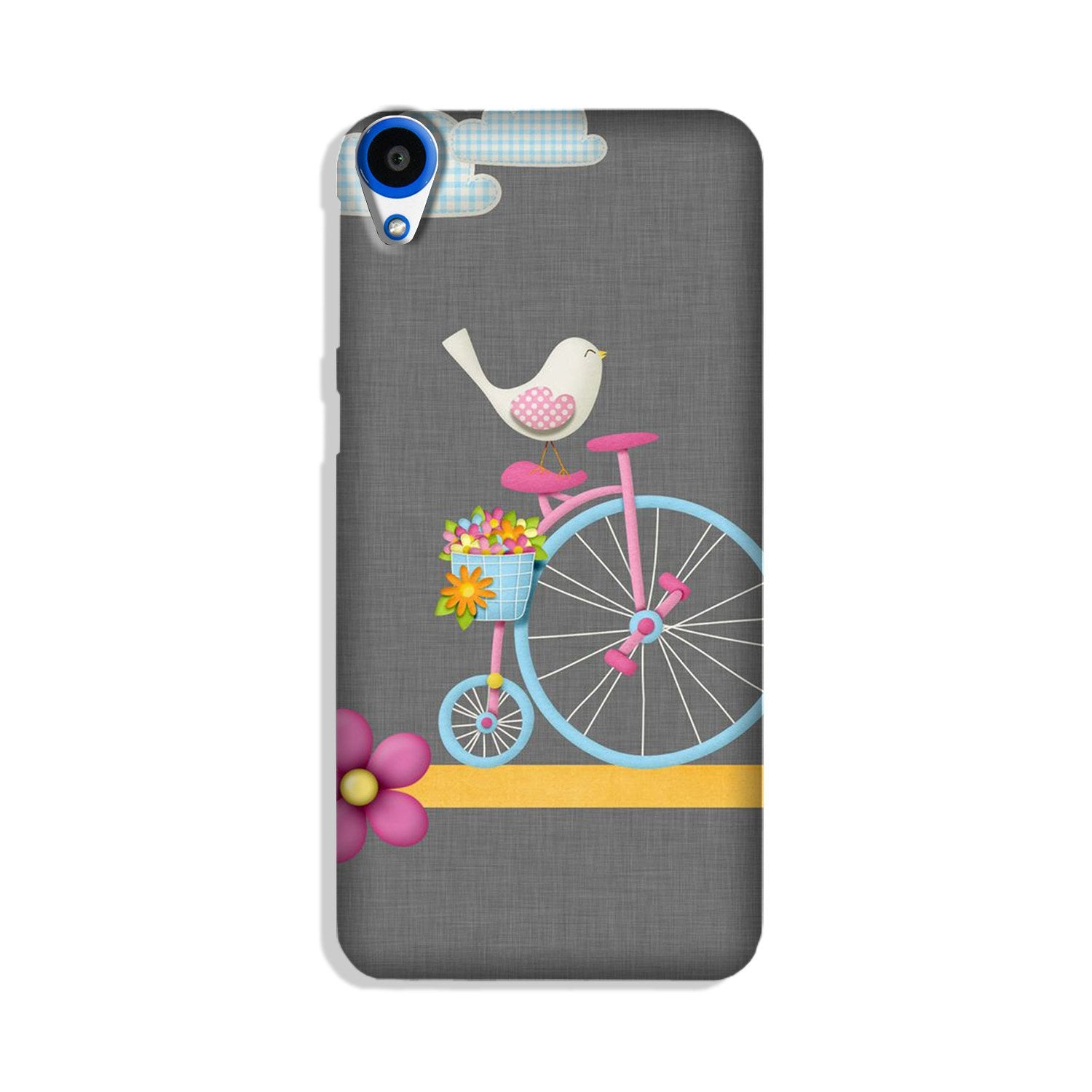 Sparron with cycle Case for HTC Desire 820