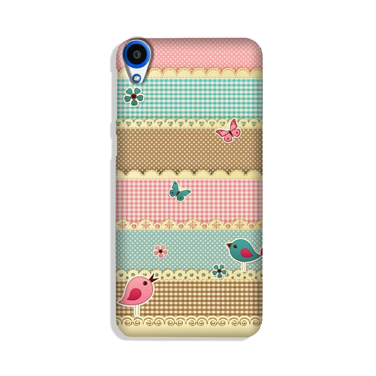 Gift paper Case for HTC Desire 820
