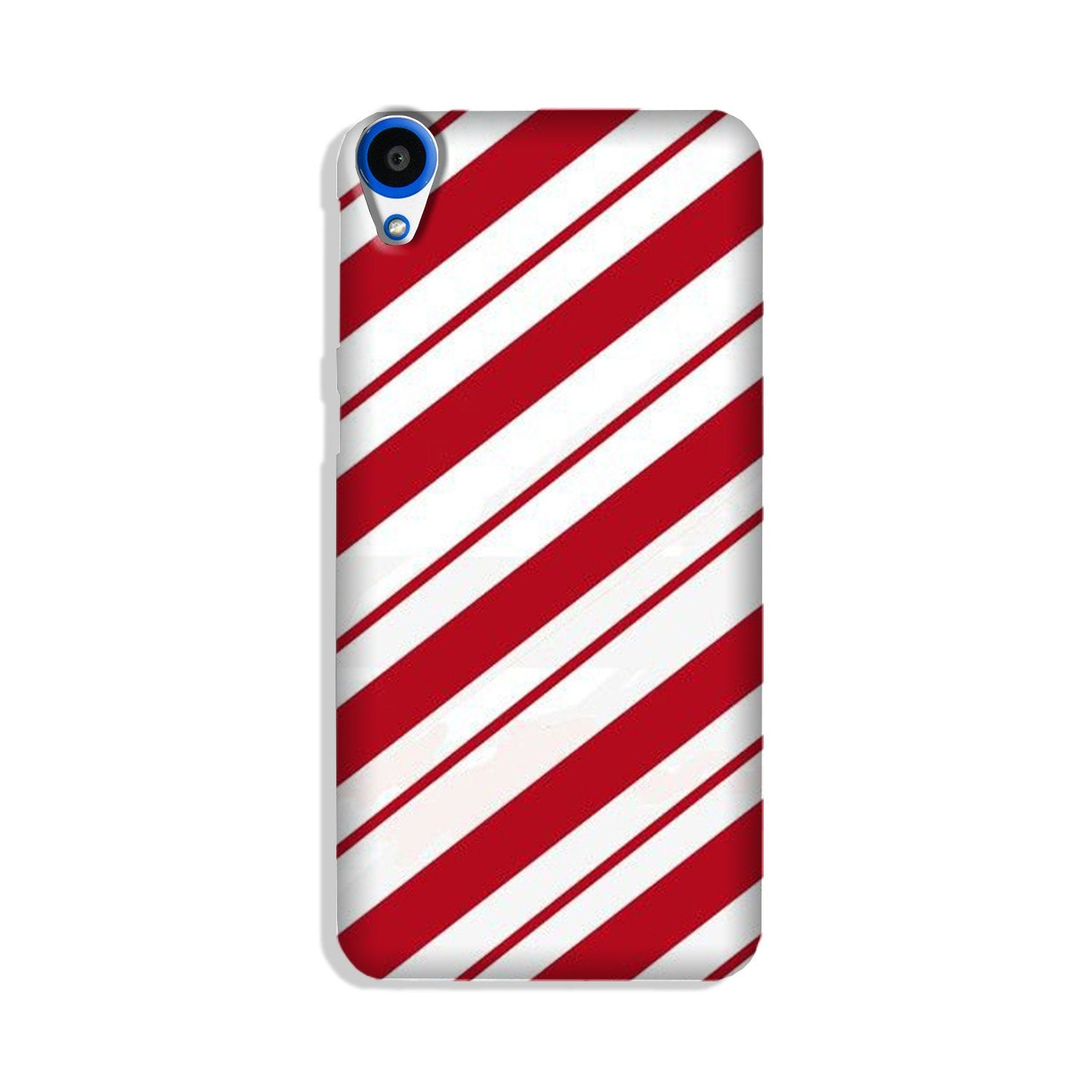 Red White Case for HTC Desire 820