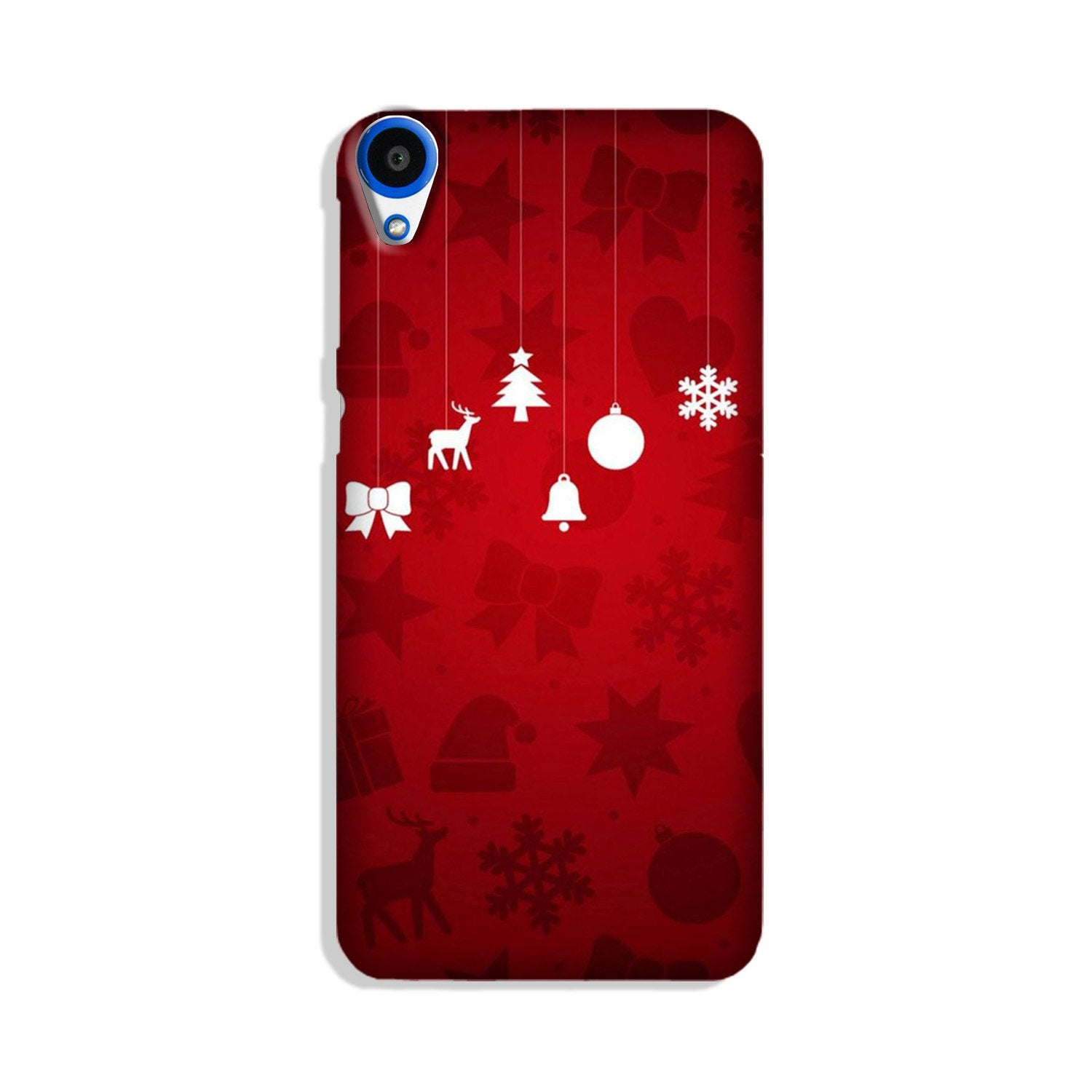 Christmas Case for HTC Desire 820