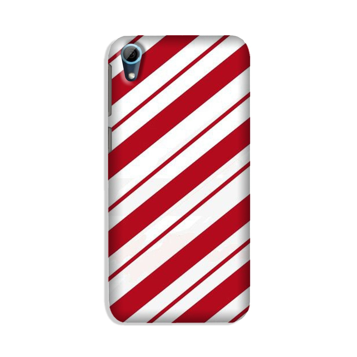Red White Case for HTC Desire 826