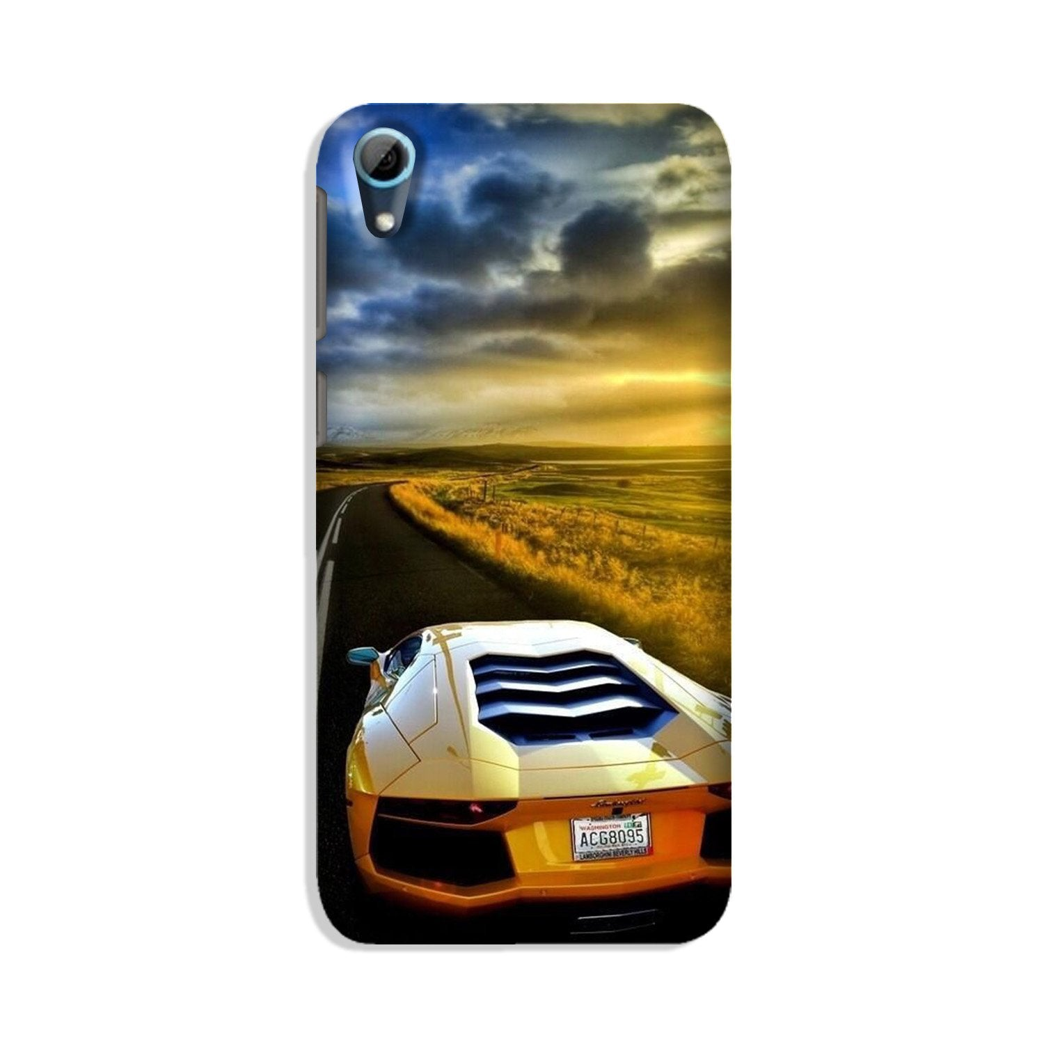Car lovers Case for HTC Desire 826