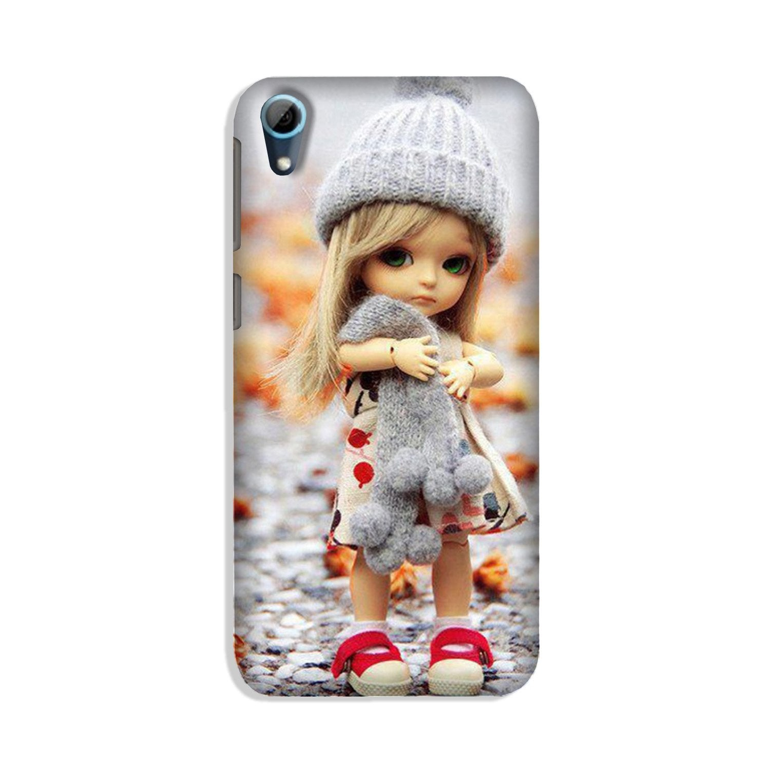 Cute Doll Case for HTC Desire 826