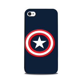 Captain America Case for iPhone 5/ 5s