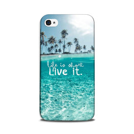 Life is short live it Case for iPhone 5/ 5s