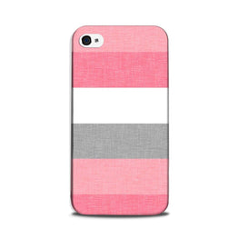 Pink white pattern Case for iPhone 5/ 5s