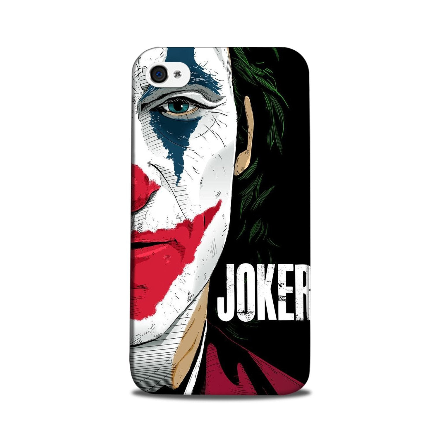 Joker Mobile Back Case for iPhone 5  (Design - 301)