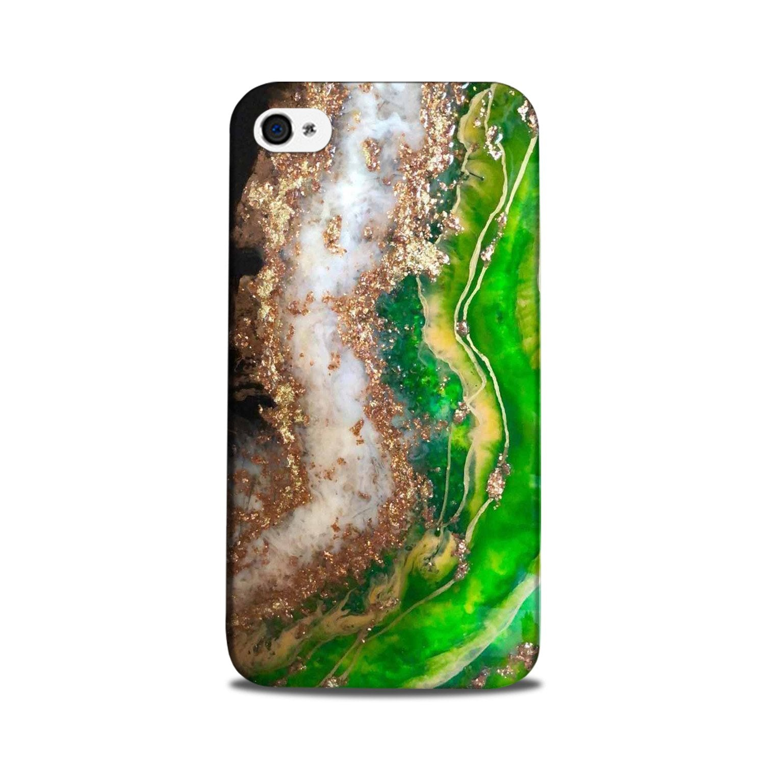 Marble Texture Mobile Back Case for iPhone 5/ 5s  (Design - 307)