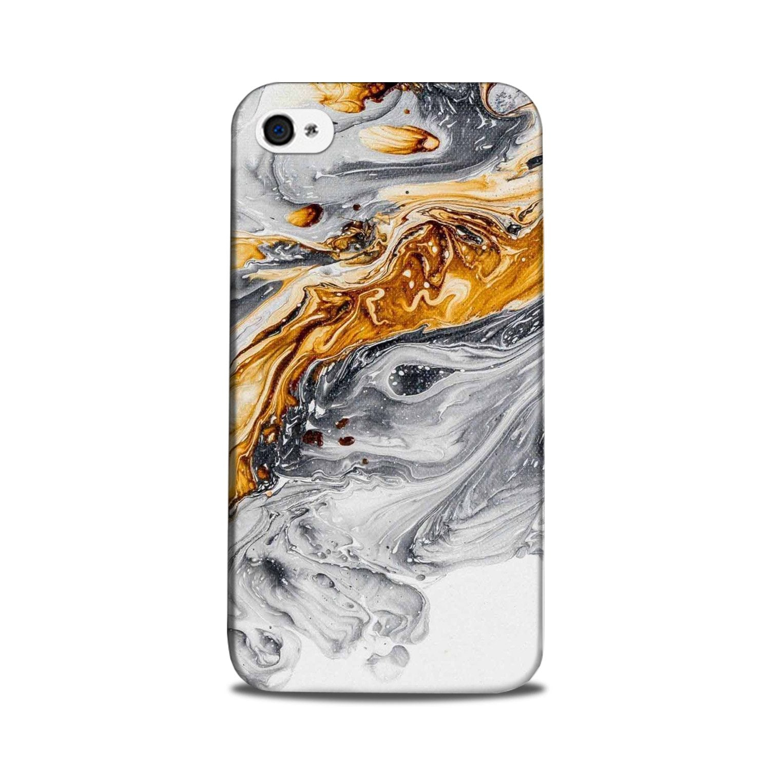 Marble Texture Mobile Back Case for iPhone 5/ 5s  (Design - 310)