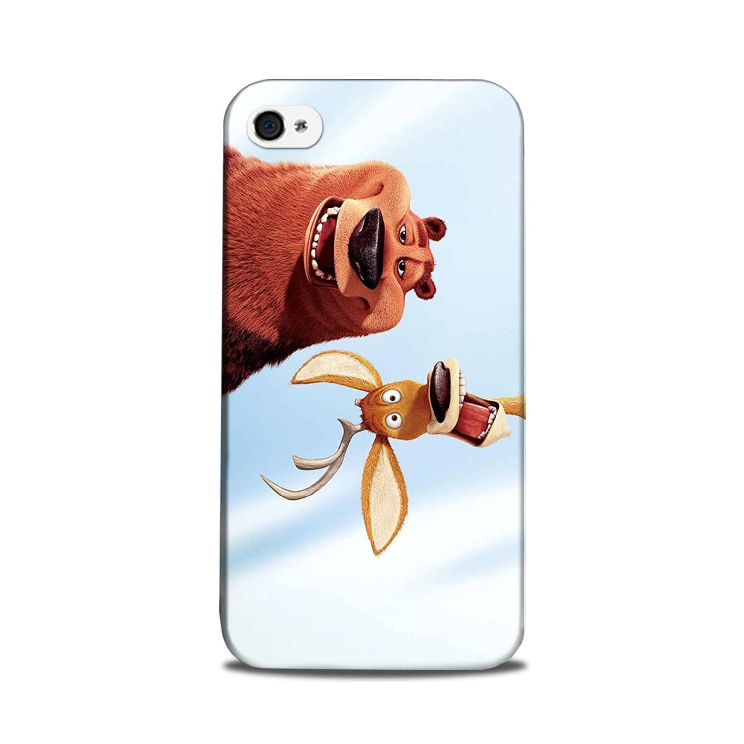 Polar Beer Mobile Back Case for iPhone 5/ 5s  (Design - 344)