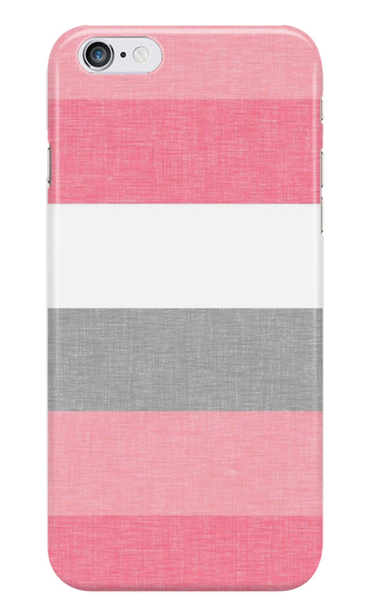 Pink white pattern Case for iPhone 6/ 6s