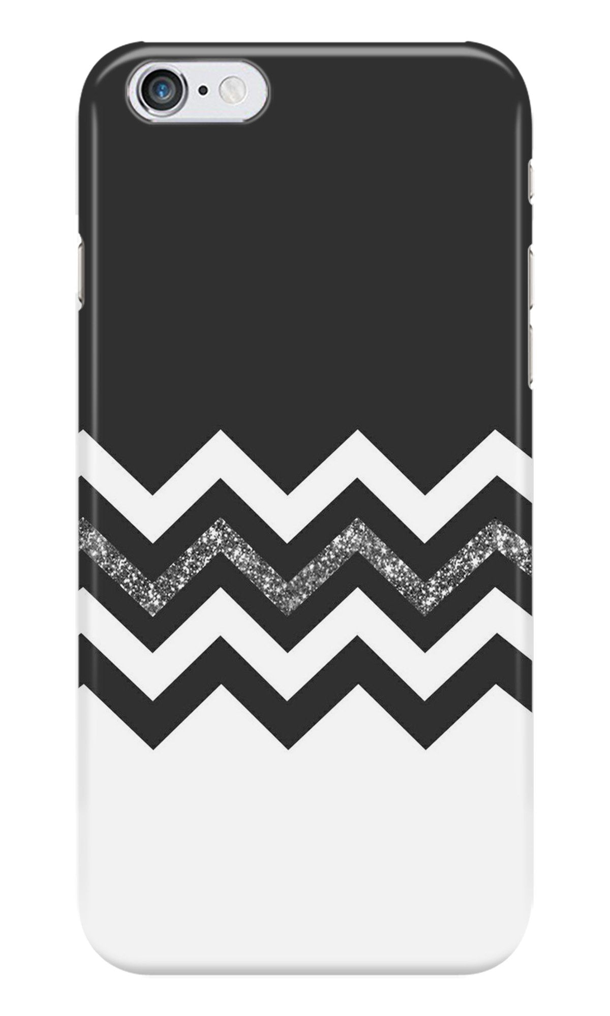 Black white Pattern2Case for iPhone 6/ 6s