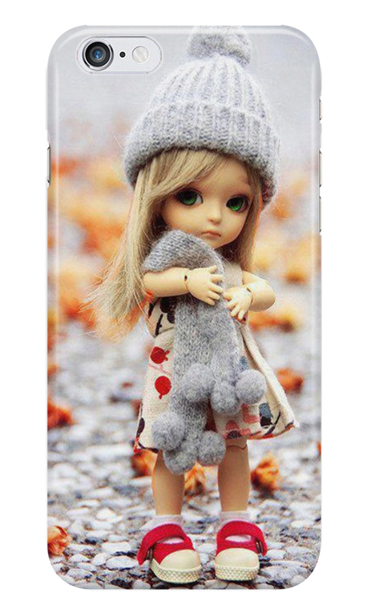 Cute Doll Case for iPhone 6/ 6s